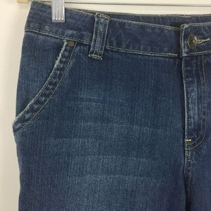 a.n.a Shorts - ✅ 4/$20 Ana Jeans Shorts Sz 10 Bermuda Blue Denim